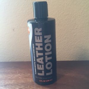 Accessories - Leather Lotion 8 oz NWT